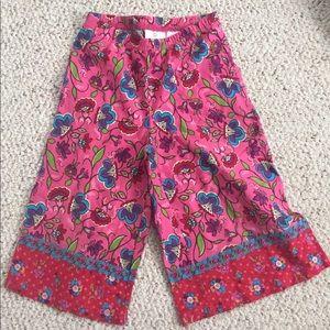 Hanna Anderson Capri pants